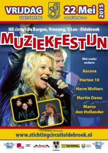 Oldebroek Circuit SCO 20150484 poster 92