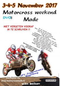 Motocross Made, NL