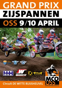 -Poster GP Zijspan (10 april 2016)