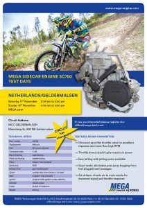MEGA engine test day 2 @ MCC Geldermalsen