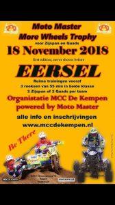 MotoMaster More Wheels Trophy @ MCC De Kempen - Eersel