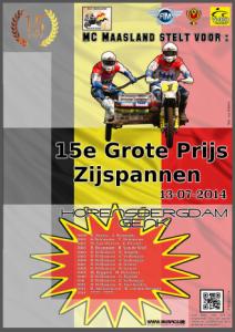 Poster Genk 2014