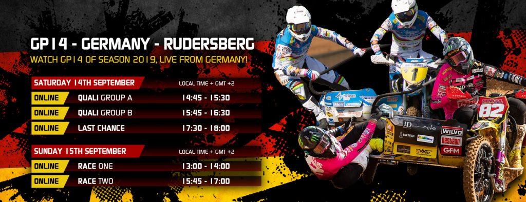 Calendrier 2020 Side Car Cross.Sidecarcross Com Sidecar Motocross Racing Worldwide